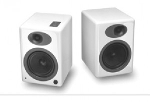 White A5 Loudspekers