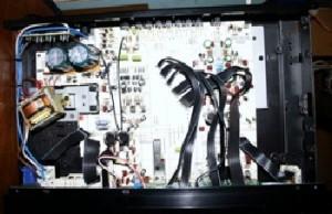 Yamaha C45 inside 1