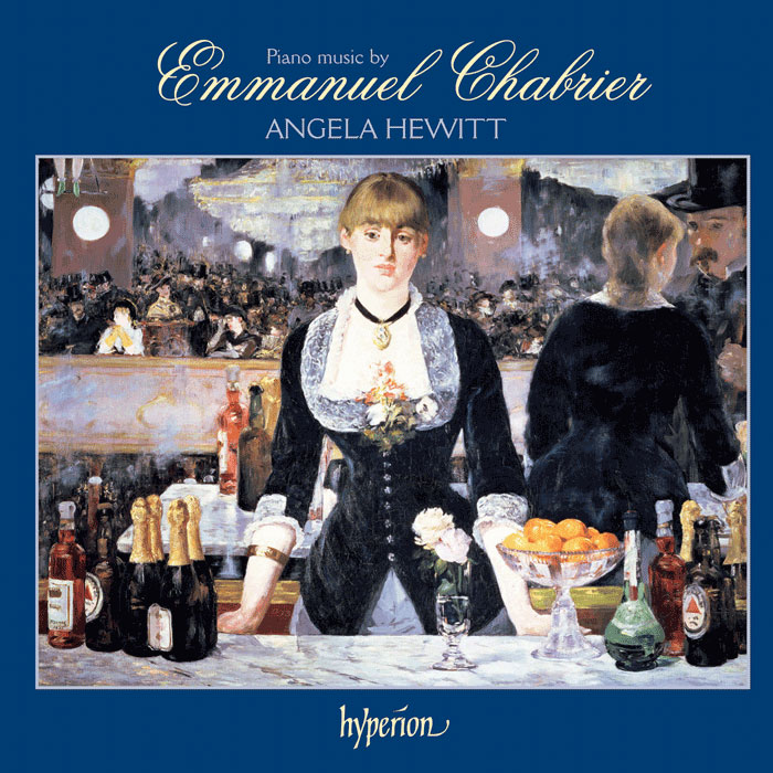 Angela Hewitt - Chabrier: Dix pieces pittoresques and Other Piano Music