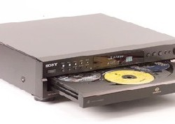 Tube Research Labs Modified Sony 595 CD Player