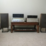 My Pioneer SX-1250, Sansui G-8000, and AU-717 Comparison