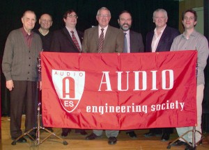 Floyd Toole, AES, Audio Engineering Society