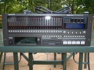 Mackie HDR-24/96 Hard Disk Recorder