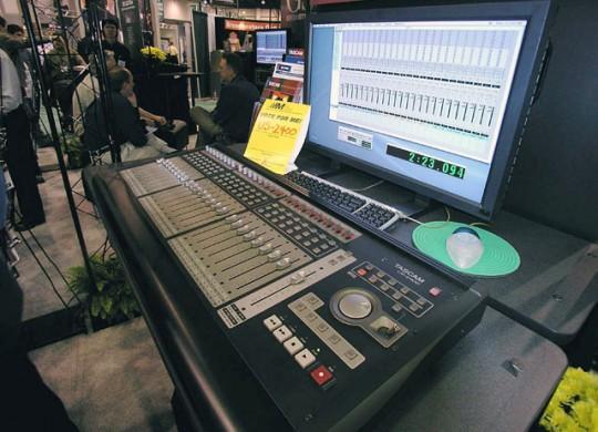 TASCAM US-2400 DAW Controller