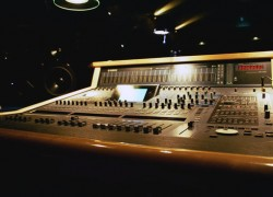 Yamaha DM2000 Digital Console. New school features with an old school feel.