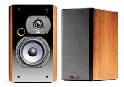 Polk Audio LSi7 Monitor Speakers photo