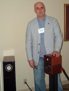 Robert Gaboury of Atelier Audio