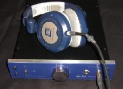 RudiStor NX-02 Sistema Headphone Amp, Ultrasone ProLine 2500 Headphones