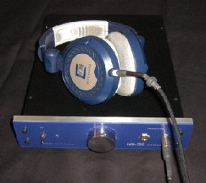 Ultrasone ProLine 2500 Headphones and NX-02 amp