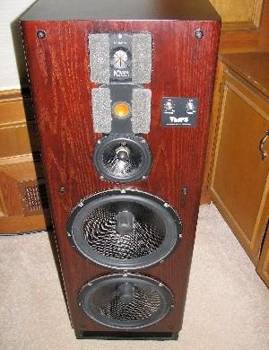 My Last Speaker Purchase – VMPS Tower II SE