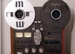 Time To Get Reel: Technics RS-1506