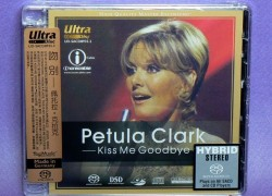 Petula Clarks Kiss Me Goodbye Is Latest Stereo SACD from Top Music International