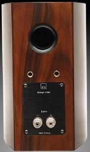 Era Design 5 speakers back