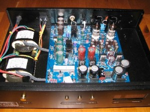 Lite Audio DAC-62 inside