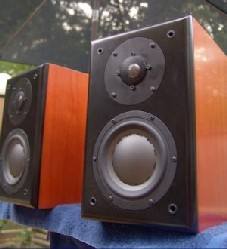 Rothschilde A2 speakers