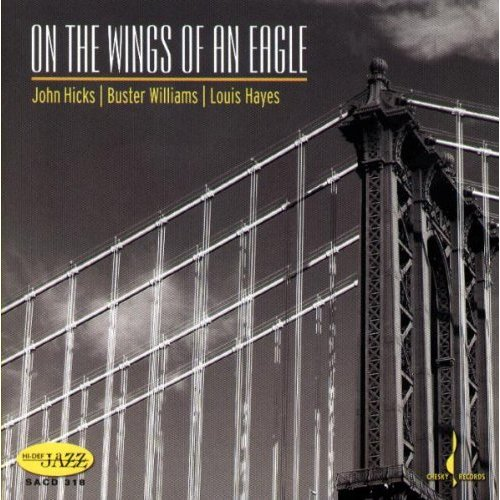 On The Wings Of An Eagle Is Chesky SACD