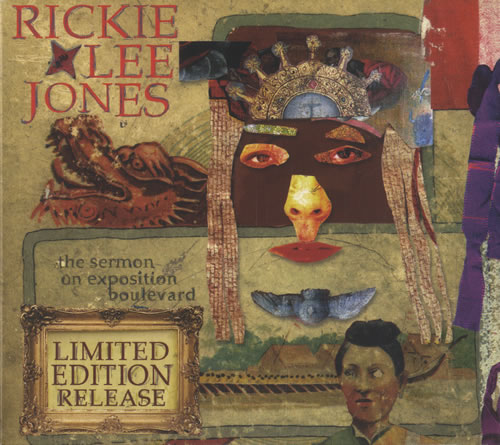 The Sermon On Exposition Boulevard (Limited Edition Release) by Rickie Lee Jones