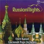 Telarc Releases Russian Nights by Cincinnati Pops in SACD Surround Sound