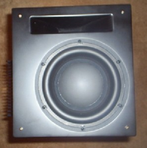 Era Sub 8 Powered Subwoofer frontview