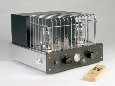 ASL MG SI 15 DT Integrated Amplifier review