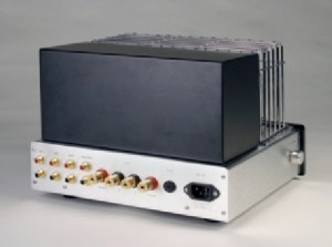 ASL MG SI 15 DT Integrated Amplifier backside