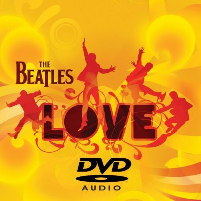 The Beatles - Love - dvd