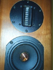 RAW HT2 Speakers