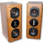 RAW Acoustic HT2 Speakers
