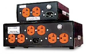 Audio Magic Mini-Reference Power Conditioner Backside