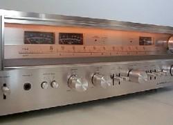 """""""Silver Era"""" Pioneer SX-780 Receiver"""