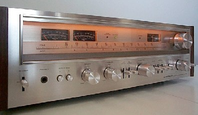 "Silver Era"" Pioneer SX-780 Receiver 