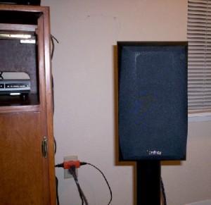 Audio sistem speaker
