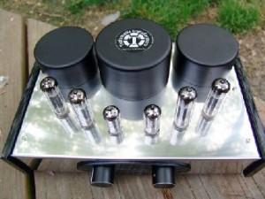 Vista Audio i84 Integrated Amplifier