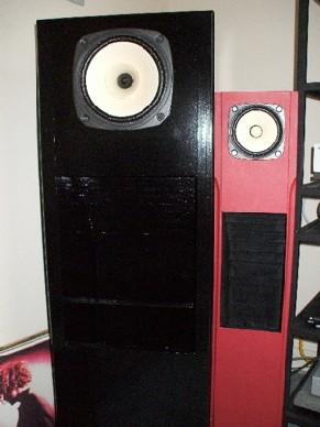 Fostex FE206Driver/208 Sigma Cabinet