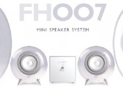 Music 'Apple' Style: The Ferguson Hill FH007 Mini System