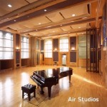 """Recording Process Part One: """"Live"""" Room"""