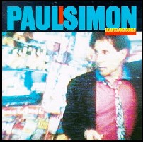 Hearts and Bones-Paul Simon 1983