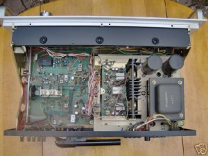 Setton RS-440 Receiver inside