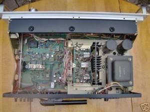 Setton RS-440 Receiver inside