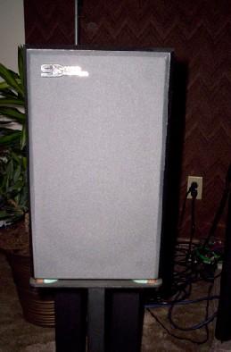 Sound Dynamics 50Ti Loudspeaker front
