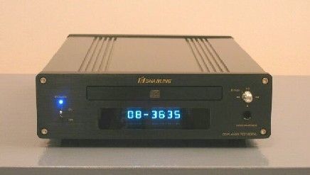 PCD3000A CD player review