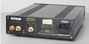 PCD300A CD player back review