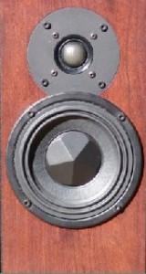 Odyssey Audio Epiphany II Monitor front