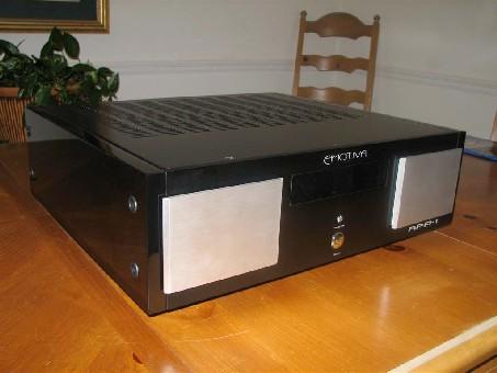 Emotiva RPA-1 amplifier – A Great Achievement