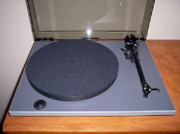 NAD C555 Turntable review