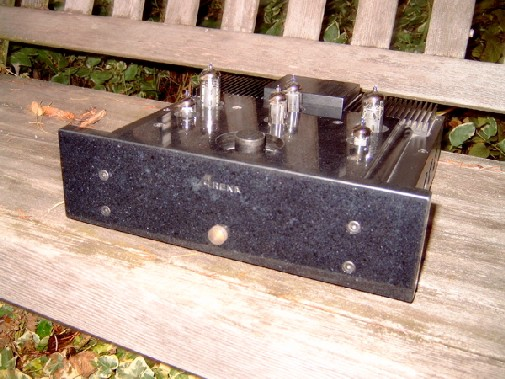 Arena X-3 Integrated SET Tube Amplifier