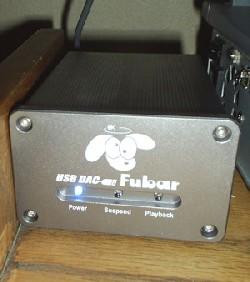 Fubar USB DAC