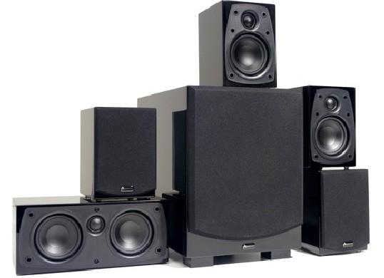 Aperion Audio Intimus 422 Harmony 5.1 System