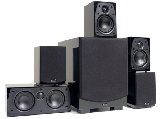 Aperion Audio 422 Harmony 5.1 System review