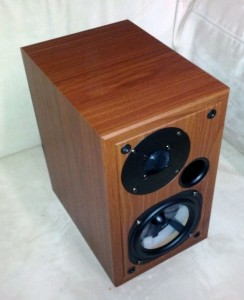 Usher S520 cherry finish